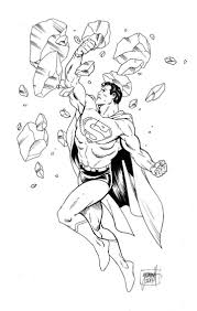 Superman By Tom Grummett
