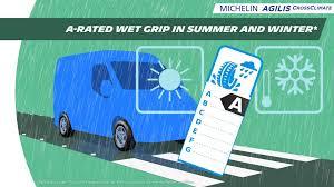 Auto Fast Fit - <b>Michelin Agilis CrossClimate</b> Tyre - For Vans ...
