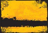 <b>Golden Flower</b> Free Brushes - (993 Free Downloads)