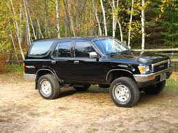 1990 Toyota 4Runner - Information and photos - ZombieDrive