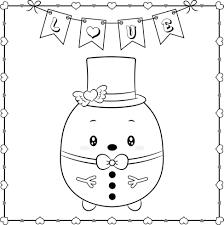 felice giorno di san valentino simpatico pupazzo di neve disegno schizzo da  colorare - Scarica Immagini Vettoriali Gratis, Grafica Vettoriale, e  Disegno Modelli