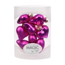 Weihnachtskugeln Rosa Aus Glas Christbaumkugeln Meine Tanne