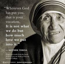 Mother Teresa Quotes Love In Action Hover Me Gorgeous Catholic Quotes On Love