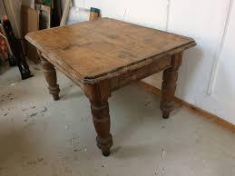 Pine Farmhouse Kitchen Table Antique Pine Farmhouse Kitchen Table With Drawer In Penylan