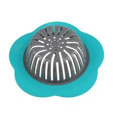 Flower Sink Basket Strainer Drain Filter Stopper Drainage Hair Trap