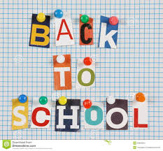 Back To School Stock Photo Image Of Blue Pins Education