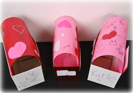 How To Decorate A Valentine Box Easy Valentine Box Ideas Easy Valentine Mailboxes For Kids 57