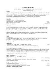 Best Ideas Of Resume Cv Cover Letter Sample Paralegal Resumes