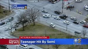 Pedestrian Hit – CBS Chicago