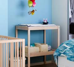blue nursery furniture. Baby Furniture IKEA Blue Nursery