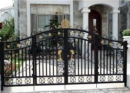 Metal Fence Gate Residential Chainlink Fence Residential Chainlink