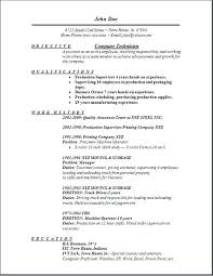 Computer Technician Resume Objective Stunning Automotive Technician Resume Automotive Technician Resume Examples