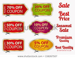 10 Off Coupon Template 10 Percent Off Discount Coupon Template