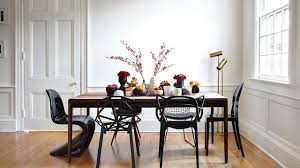 Mismatched Chairs and A Farmhouse Table - A Modern Home Trend - YouTube