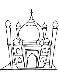 Small Picture Ramadan Lantern Craft Ramadan Coloring Pages For Kids Family