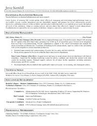 Data Center Manager Resumes Clinical Data Manager Resume Resume Ideas