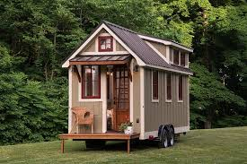 Small Picture Brilliant Tiny House Builder Of His Latest Models Is Called The