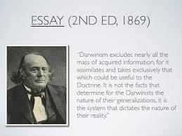 history of creationism part i essay