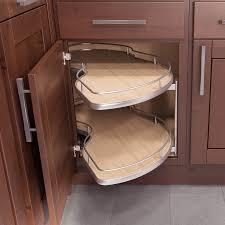 Building A Corner Cabinet Diy Corner Kitchen Drawers Corner Kitchen Cabinet Storage Ideas
