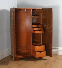 english antique armoire antique. English Art Deco Burr Walnut Two Door Wardrobe Antique 2 Wardrobes Armoire M