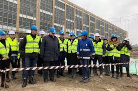 FOTO – Centrala Romgaz de la Iernut va fi gata în 2020 – Sibiu 100%
