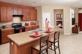 Kitchen For New Homes New Homes For Sale In Conroe Tx Cayden Creek Community By Kb Home
