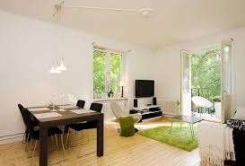 painting apartment wallsApartment with Light Wood Floors  Painted White Walls  DigsDigs