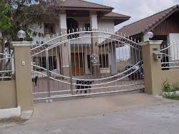 Modern Homes Main Entrance Gate Designs Icymi Entrance Double Door Designs For Houses Front Gate