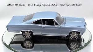 22417 4D Welly 1965 Chevy Impala SS396 124 Scale Diecast Wholesale ...