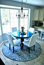 best rug for under kitchen table area rug under kitchen table rug for kitchen table round