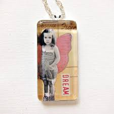 this is one of my favorite pieces of jewelry and i wear it often i used a picture of my daughter to make a sweet photo glass pendant that i absolutely