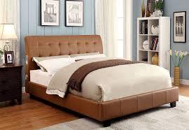 Amazon.com: Furniture of America Mason Leatherette Platform Bed with  Bluetooth Speakers Headboard Design, California King, Dark Espresso:  Kitchen & Dining