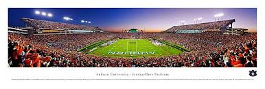 Auburn Jordan Hare Seating Chart Jordan Hare Stadium Facts Figures Pictures And More Of