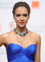 Jessica Alba Updo Hairstyles Updos With Braids Jessica Alba Jessica Alba Updo Hairstyles