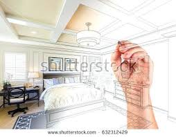 interior design hand drawings. Gradation In Interior Design Hand Drawing Custom Master Bedroom With Revealing Photograph Define Drawings