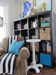 Expedit Room Divider furniture appealing living room design ideas with black wood 4846 by guidejewelry.us