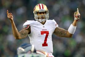 He Doing Even Kaepernick's Well Is Still Colin Home Though An Nfl Doesn't Jersey Have