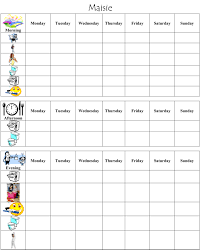 Reward Chart For 2 Year Old Chore Chart For A 2 Year Old Word Document Of The