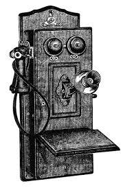 Old Telephone Design Antique Telephone Clip Art Old Design Shop Blog