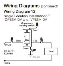electrical is there a motion sensor light switch that does not load required wiring