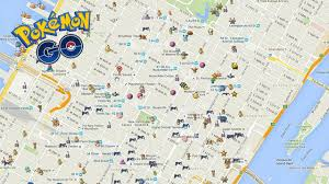 how to find the exact location of every rare pokemon on google