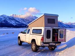 Tacoma aluminum Pop-up - Expedition Portal | Campers ideas | Pickup ...