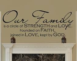 Christian Family Quotes And Sayings Best of Quotes About Religious Family 24 Quotes