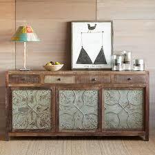 pressed metal furniture. Beautiful Reclaimed Wood Dresser For Interiors: Decorating Living Room Ideas With And Pressed Metal Furniture S