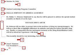 Memorandum Format Spacing - Memo Formatting Ppt, Letterproper Letter ...