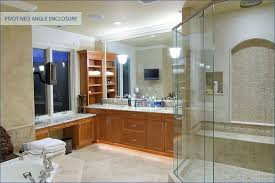 what are some advantages of a custom glass shower door