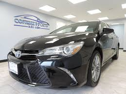 2015 Used Toyota Camry 4dr Sedan I4 Automatic SE at Conway Imports ...