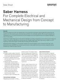 saber harness ds computer aided design electrical connector Aerospace Wire Harness Design Guides Aerospace Wire Harness Design Guides #62 Aviation Wire Harness
