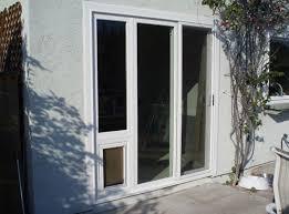dog door on glass k6 method dog training