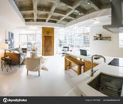 Woonkamers Luxe Huizen Interieur Woonkamer Van Nieuwe Huis Met
